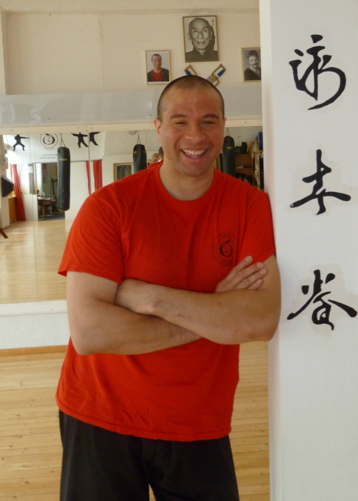 Sifu George Ford
